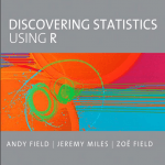 R book for Psycholists - Discovering stats using R