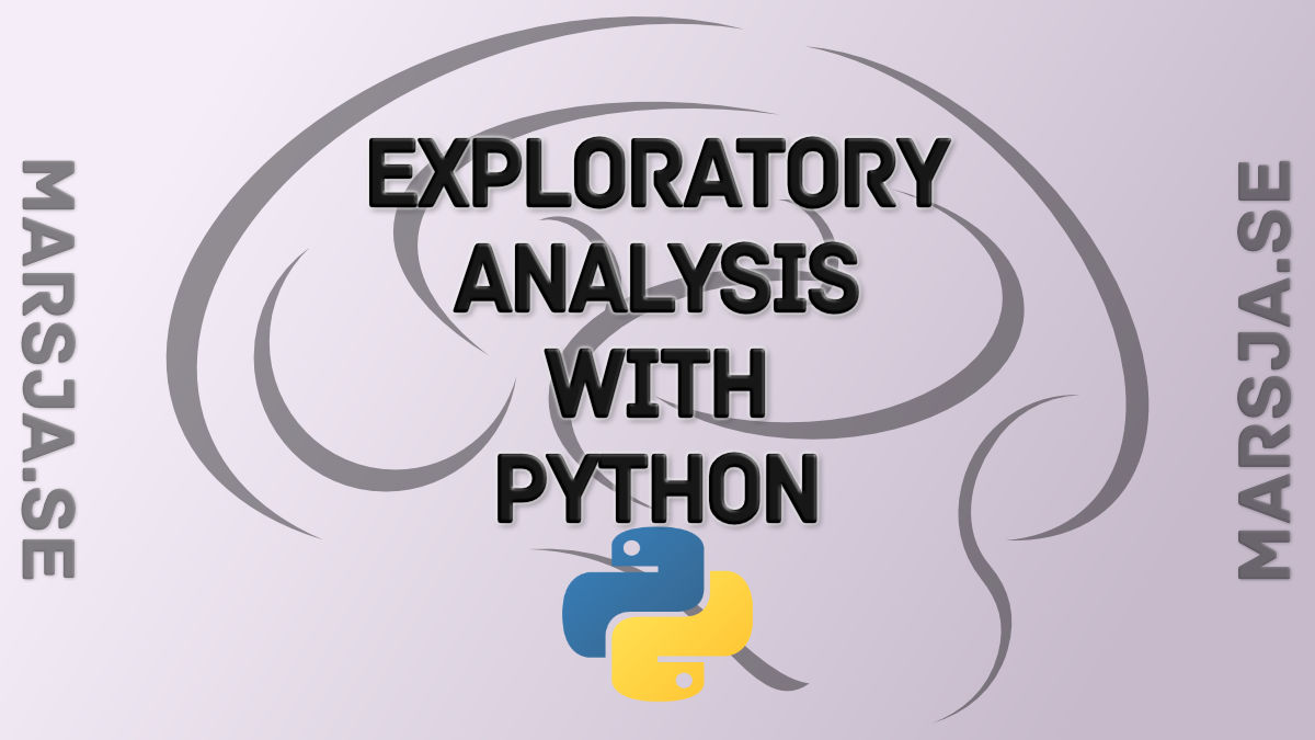 Exploratory Data Analysis in Python Using Pandas, SciPy, and Seaborn