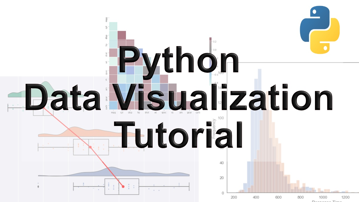 9 Data Visualization Techniques You Should Learn in Python