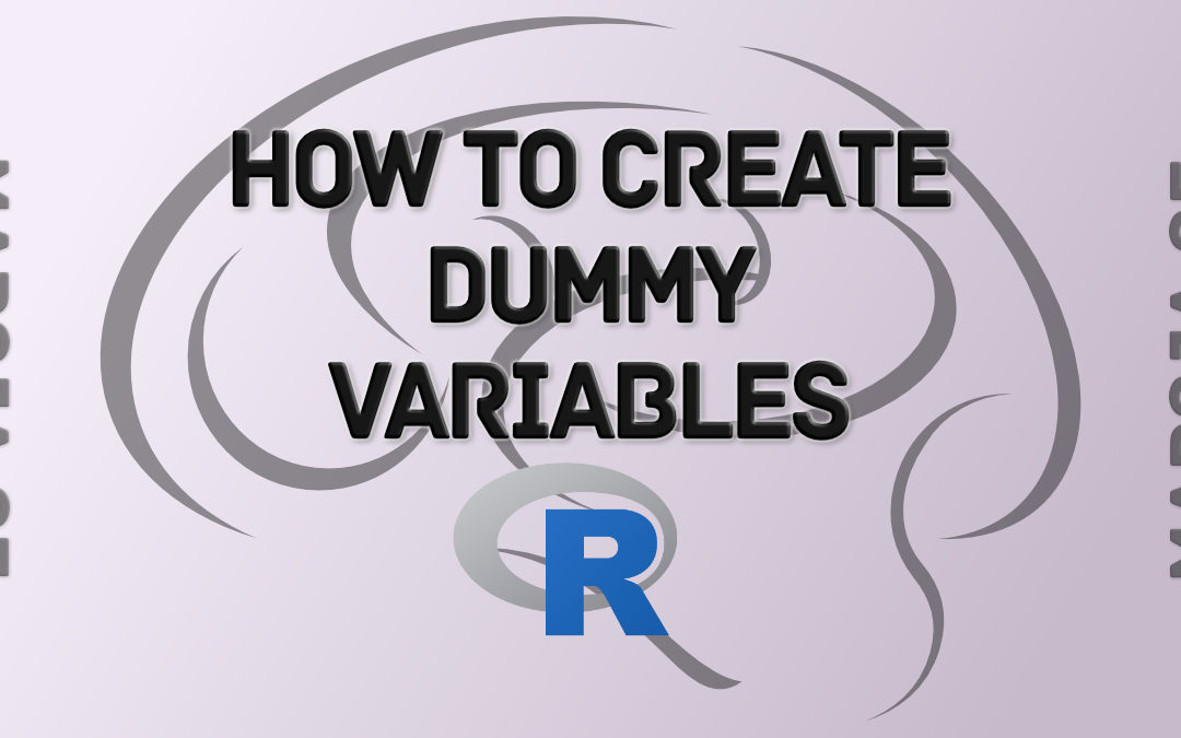 How to Create Dummy Variables in R (with Examples)