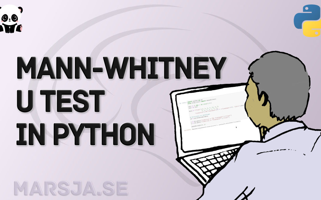 How to Perform Mann-Whitney U Test in Python with Scipy and Pingouin